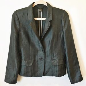 J Crew Collection Silk Musee Gray Jacket Blazer 6